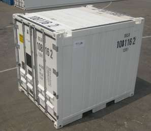 10' DNV 2.7-1 Offshore Refrigerated Container